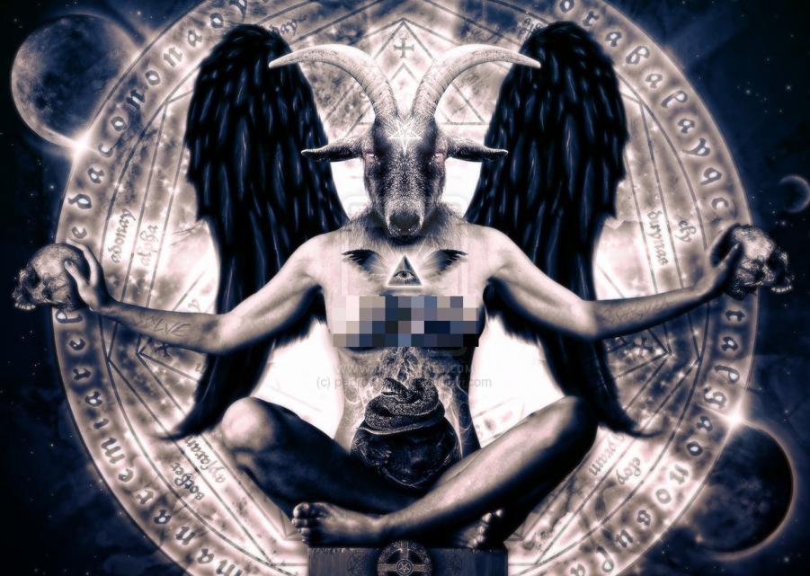 Сатанизм и культура