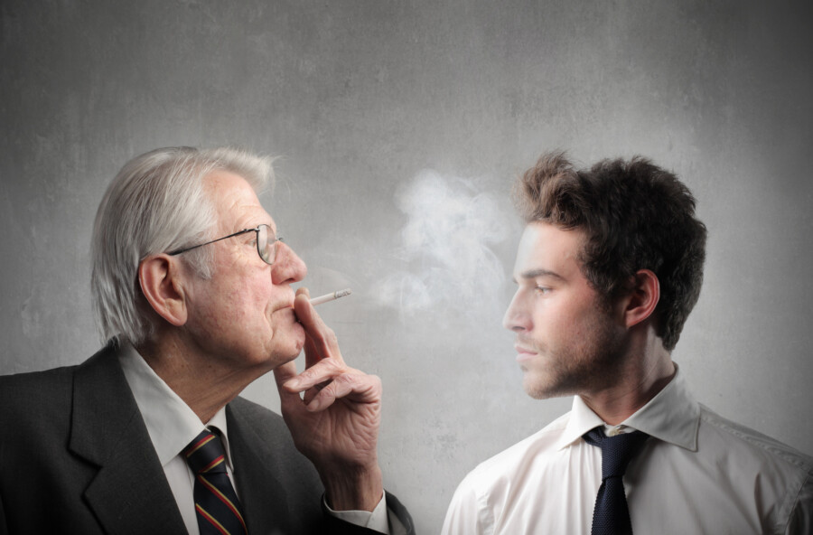 Пассивный курильщик: существует ли опасность в пассивном курении
