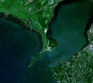 Самые большие полуострова планеты земля (+ фото)