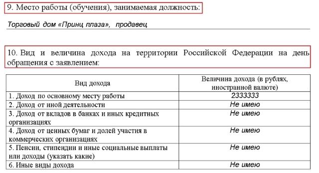 Какие документы нужны на вид на жительство в россии в 2020 году