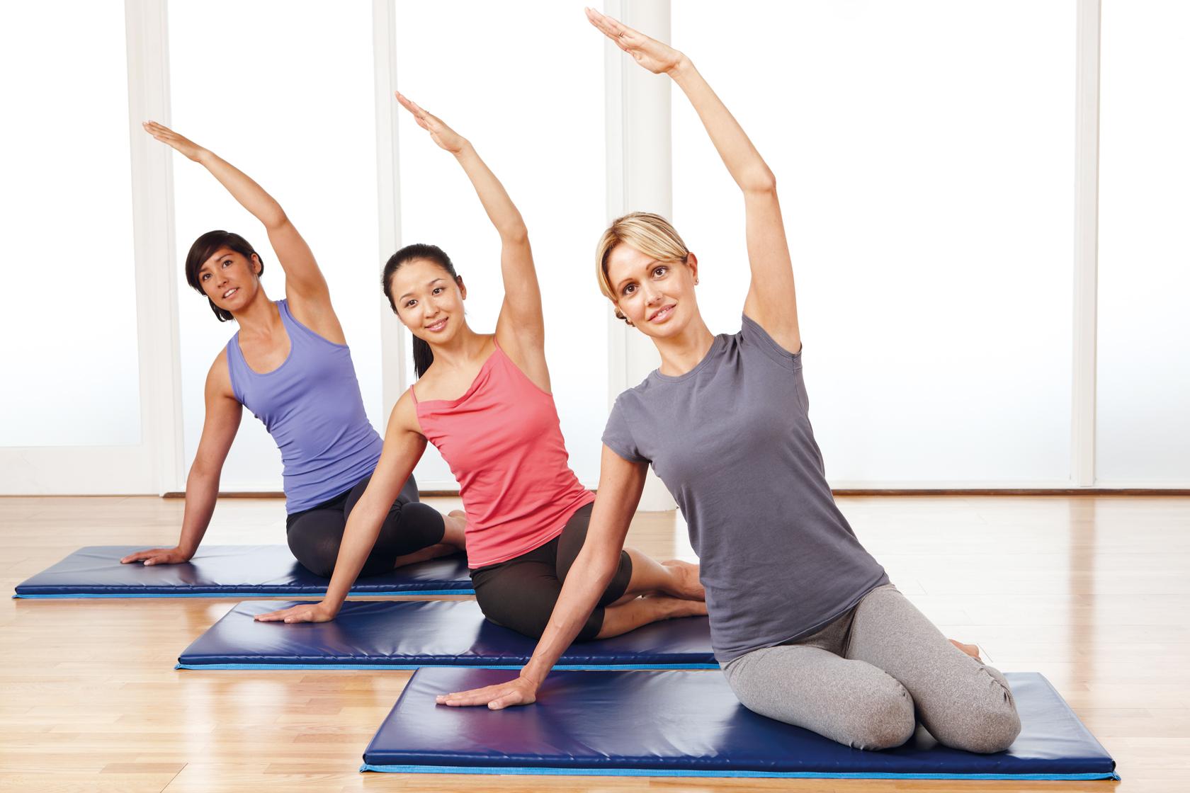 Стретчинг это комплекс упражнений для растяжки и гибкости