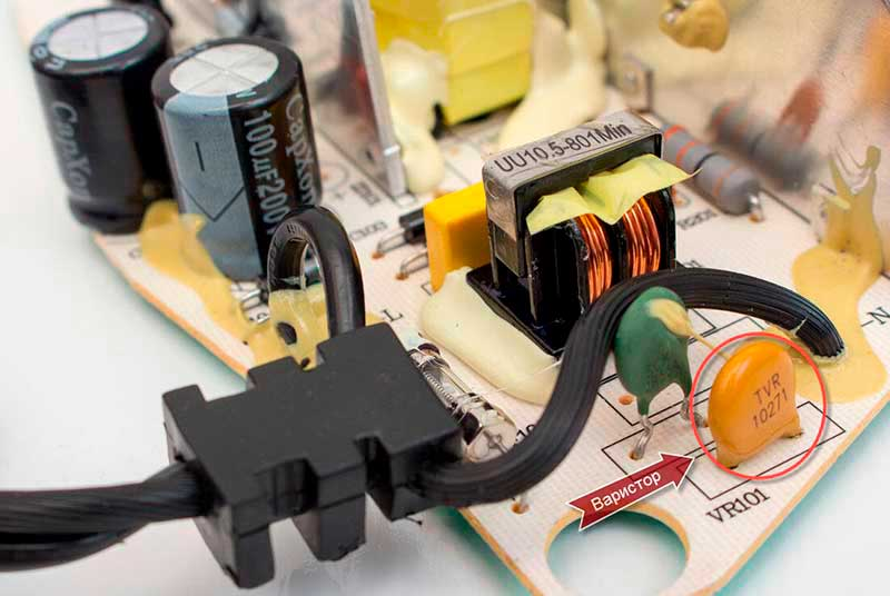 Терморезистор — википедия