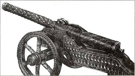 Пушка — википедия. что такое пушка
