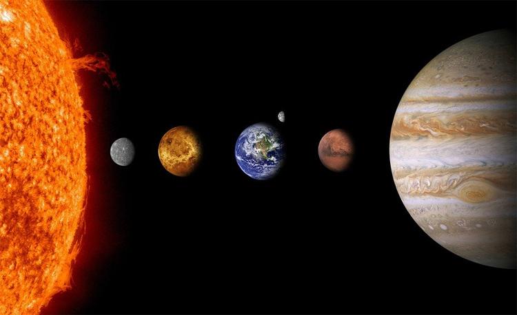 Парад планет. есть ли опасность для земли?