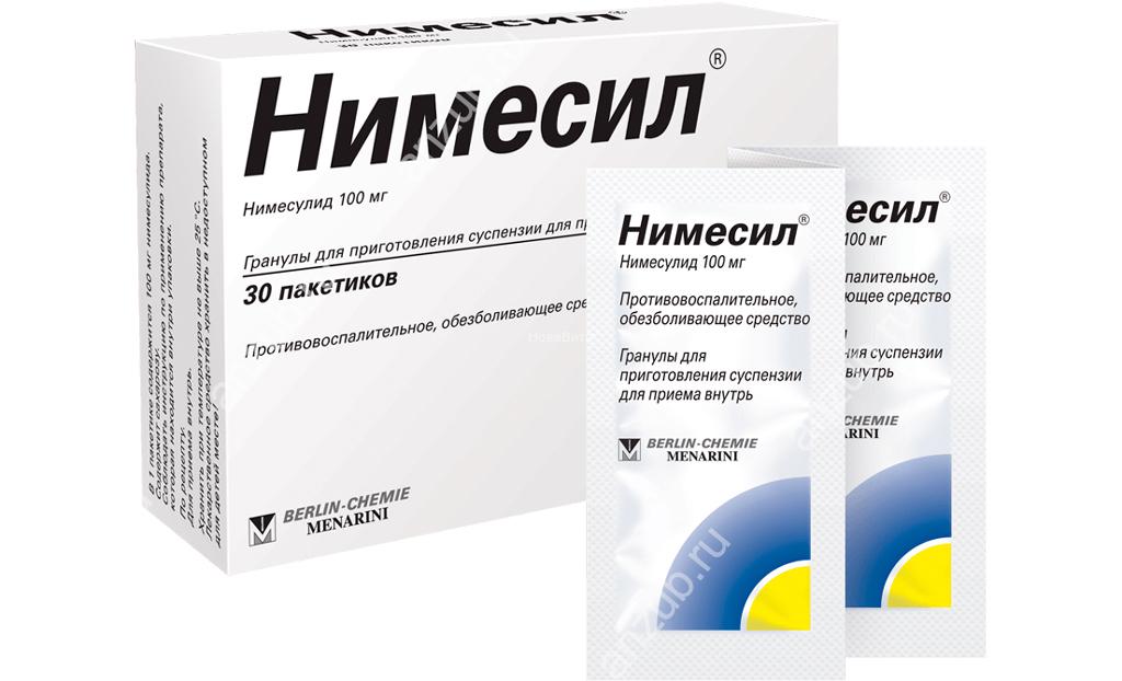 Порошок нимесил – как правильно принимать лекарство без вреда для здоровья?