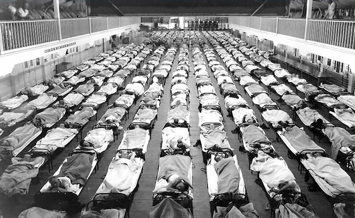«испанский» ужас: что известно о самой страшной пандемии в истории человечества — рт на русском