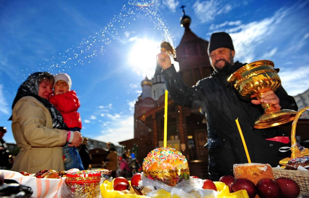 Пасха: история праздника, традиции и обряды, священные блюда