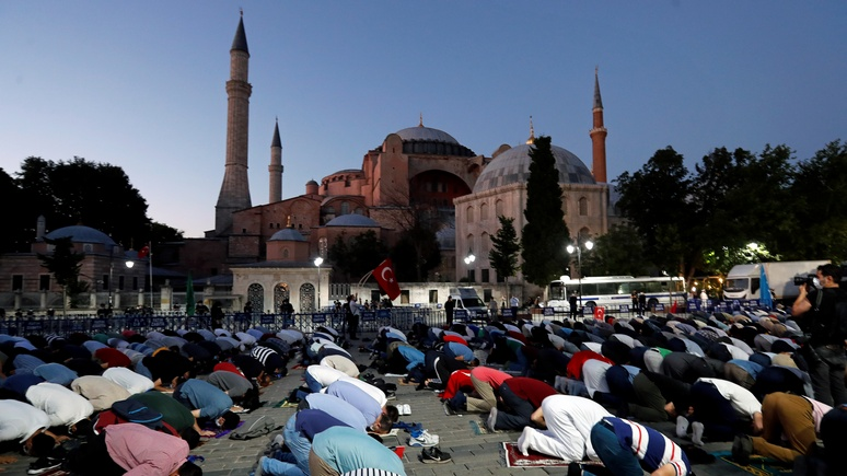Что такое мечеть для мусульманина?