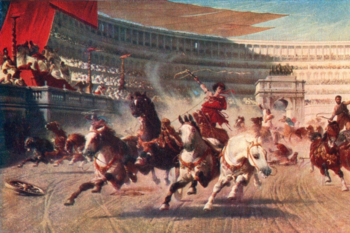Цирк (древний рим) — википедия. что такое цирк (древний рим)