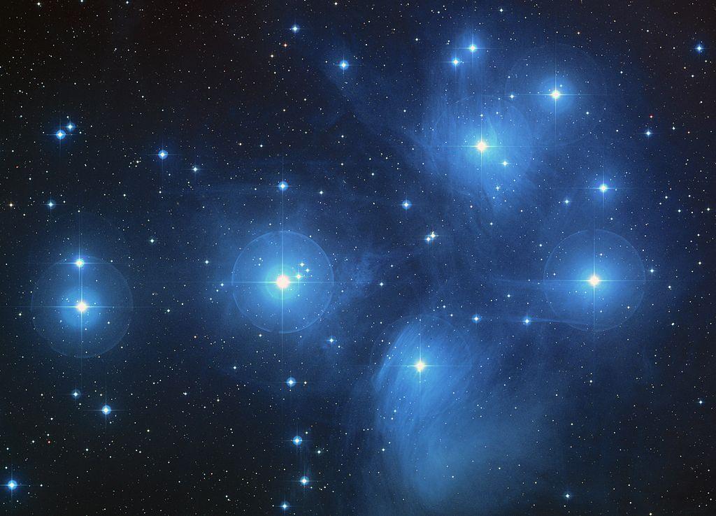 Цефеиды — маяки вселенной