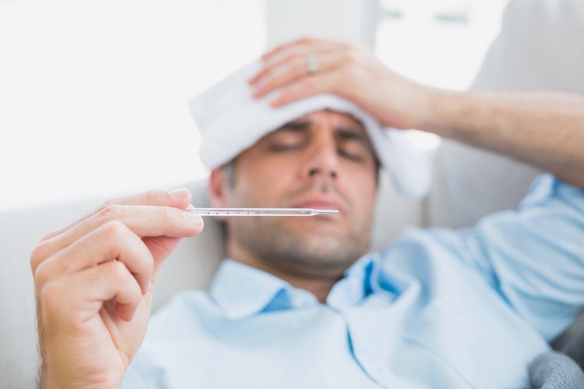 Что такое лихорадка? | materlife.ru