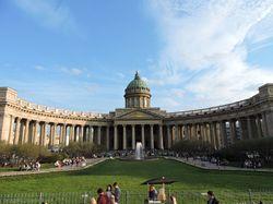 Город санкт-петербург - достопримечательности, история, карта города, фото