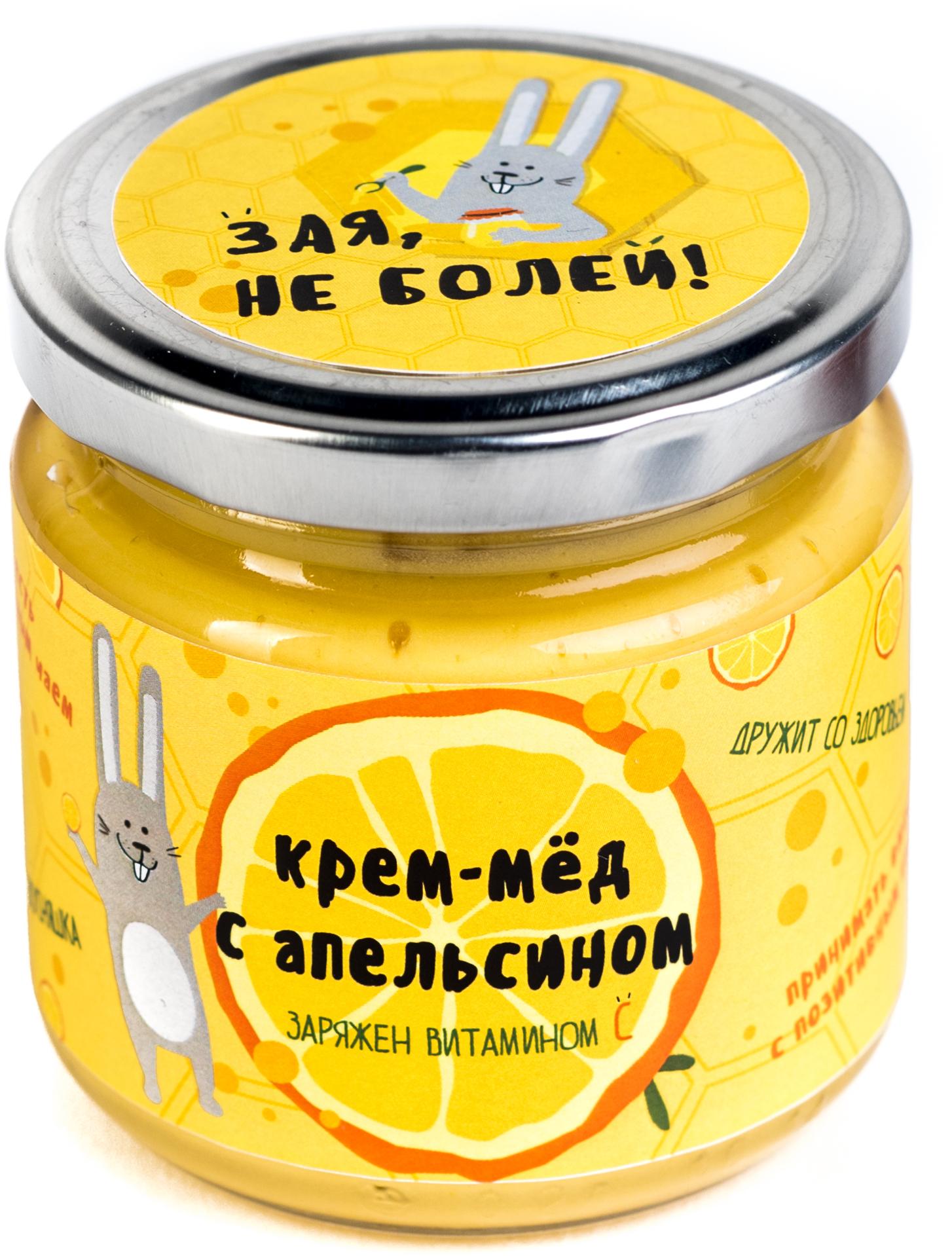 Крем мед - сладкий пчелопродукт на основе меда