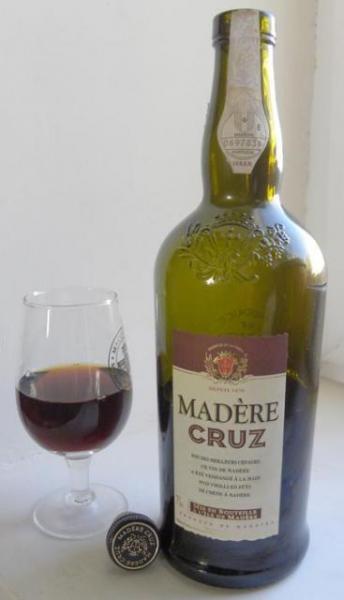 Мадера вино