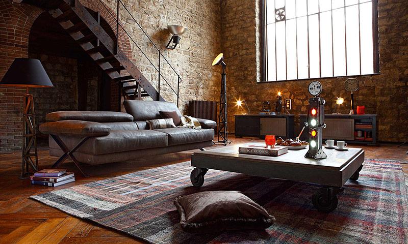 Квартира в стиле лофт: фото интерьеров, рекомендации дизайнеров