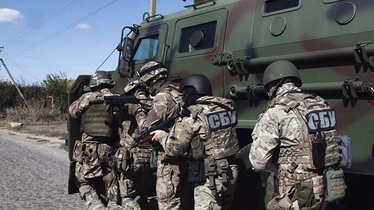 Главная служба безопасности украины - это сбу