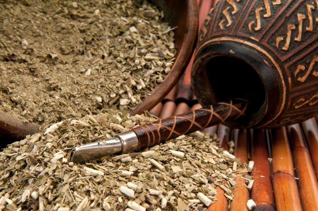 Чай мате— раскрываем все тайны и  секреты парагвайского напитка