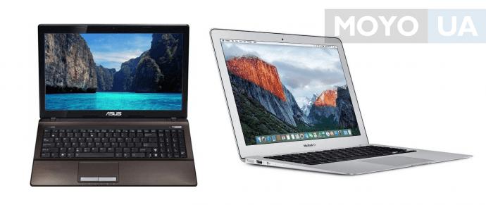 Чем отличается ультрабук от ноутбука?