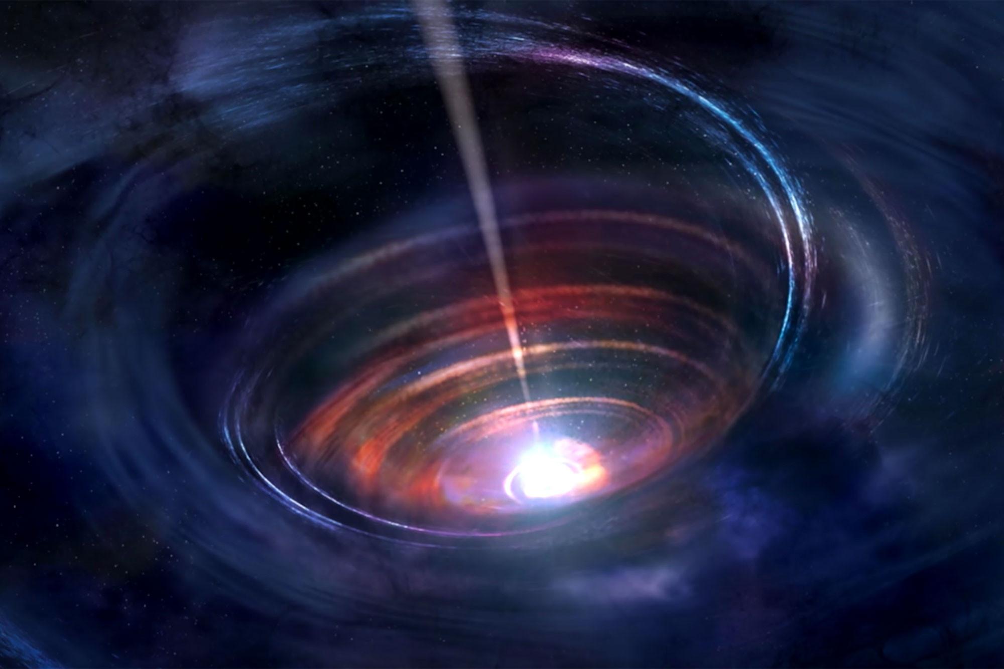 Что такое горизонт событий, и можно ли вырваться из черной дыры?