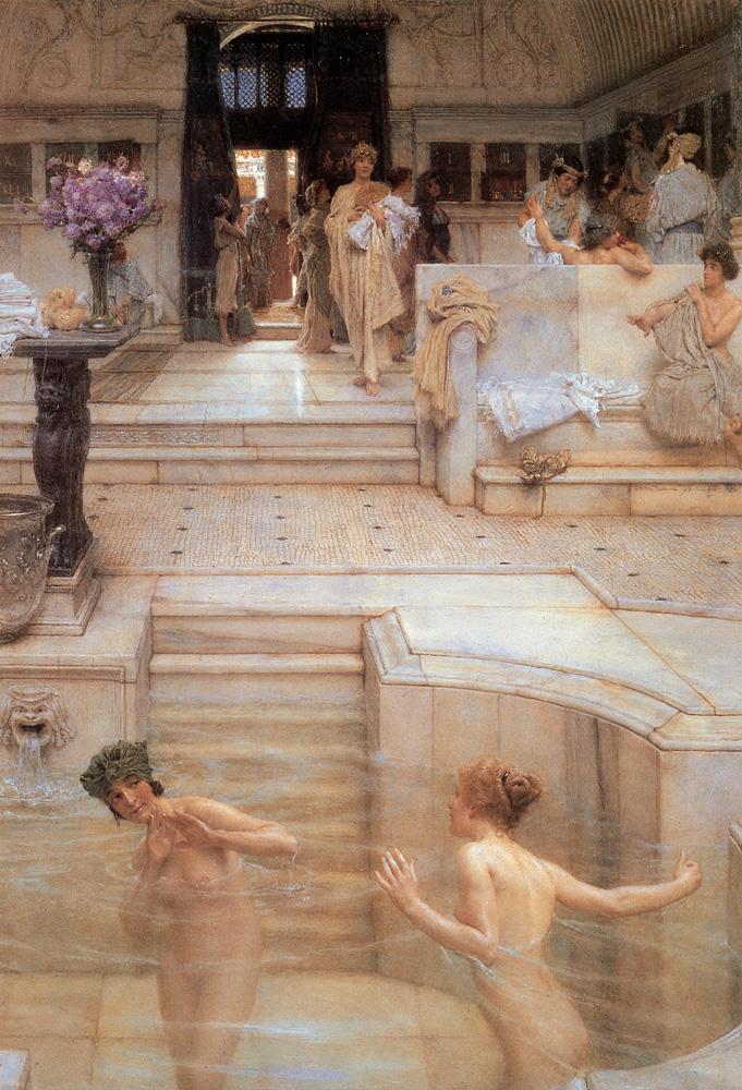 Римские термы — устройство и описание бань древнего рима