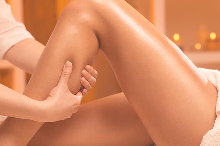 Лимфодренажный массаж в домашних условиях - лица, ног, живота, техника выполнения