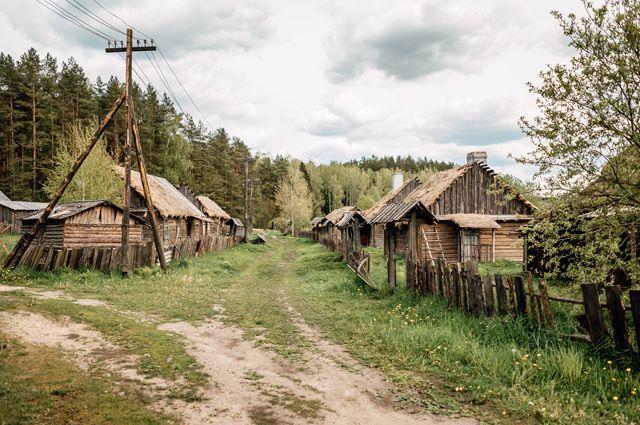 Чем отличается село от деревни и поселка городского типа