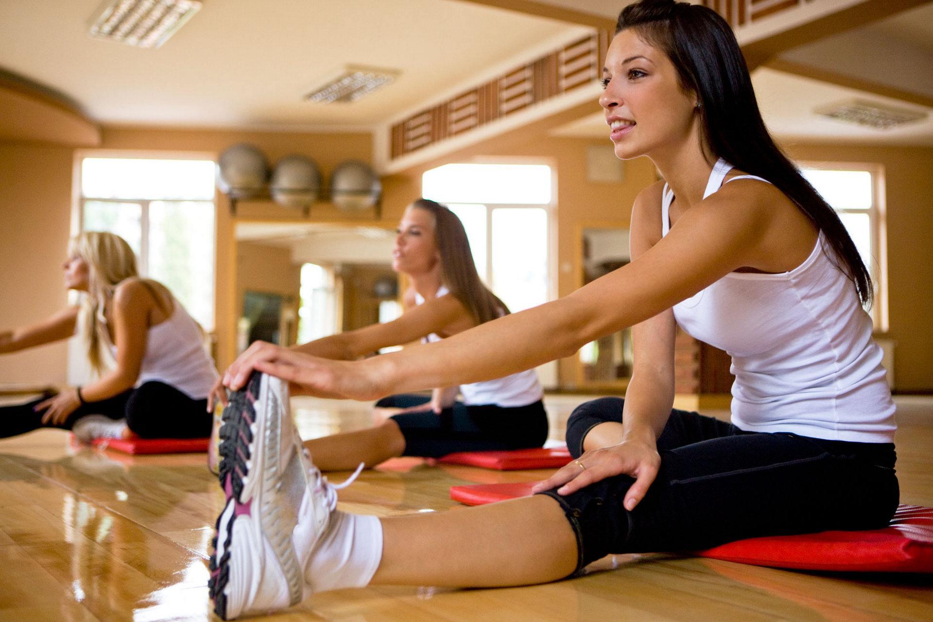 Фитнес-практика stretch