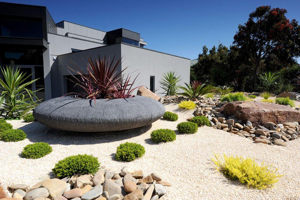 «каменистый сад» или рокарий в ландшафтном дизайне -