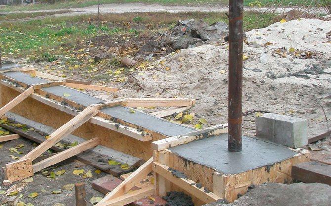 Что такое инвентарная опалубка и где она используется?