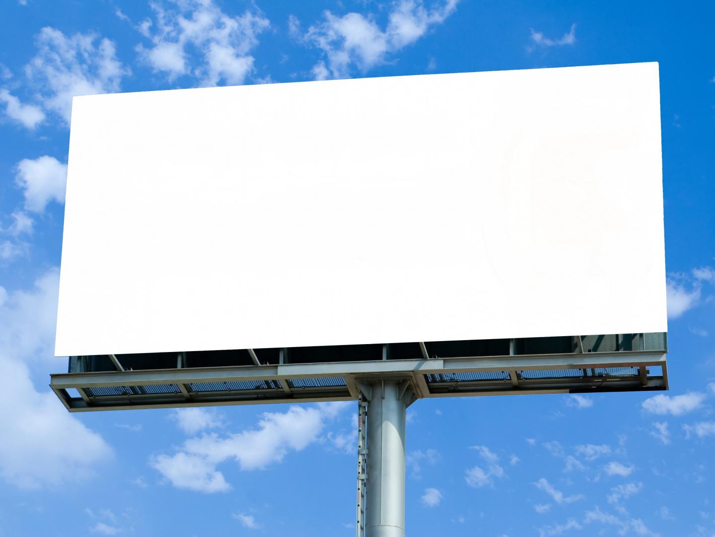 Дизайн билборда: особенности, примеры, макеты