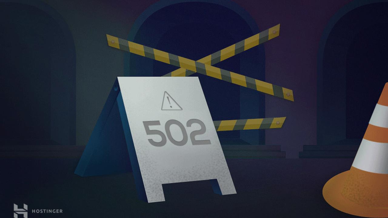 Что означает ошибка 502 bad gateway? - topkin   2020