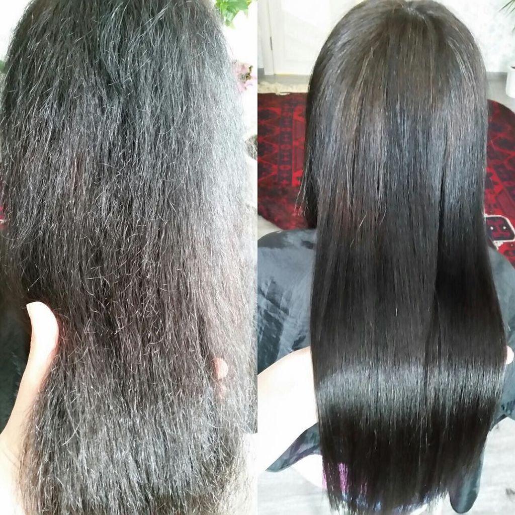 Процедура ботокс для волос: что это такое, до и после, плюсы и минусы
