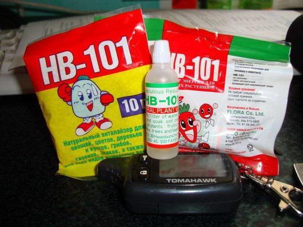 Hb-101 - японский стимулятор роста растений. - удобрение виталайзер нв-101.
