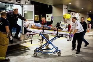 Травматический шок: причины возникновения, симптомы, первая помощь при травматическом шоке