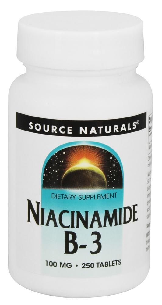 Ниацинамид: свойства, применение, побочные эффекты