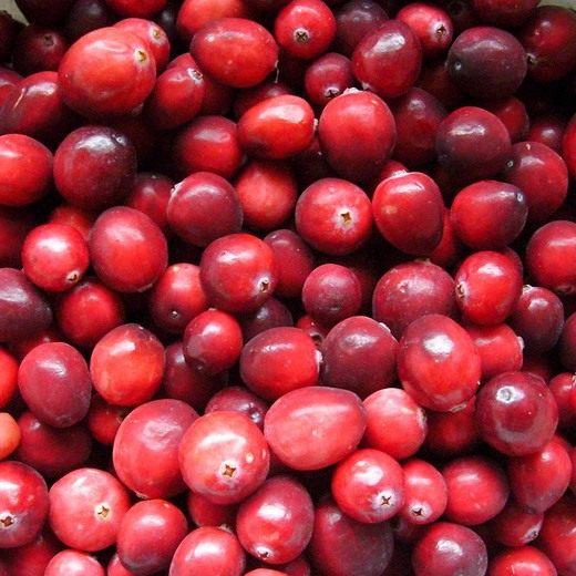 Клюква - польза ягоды - как выглядит - рецепты морса с видео