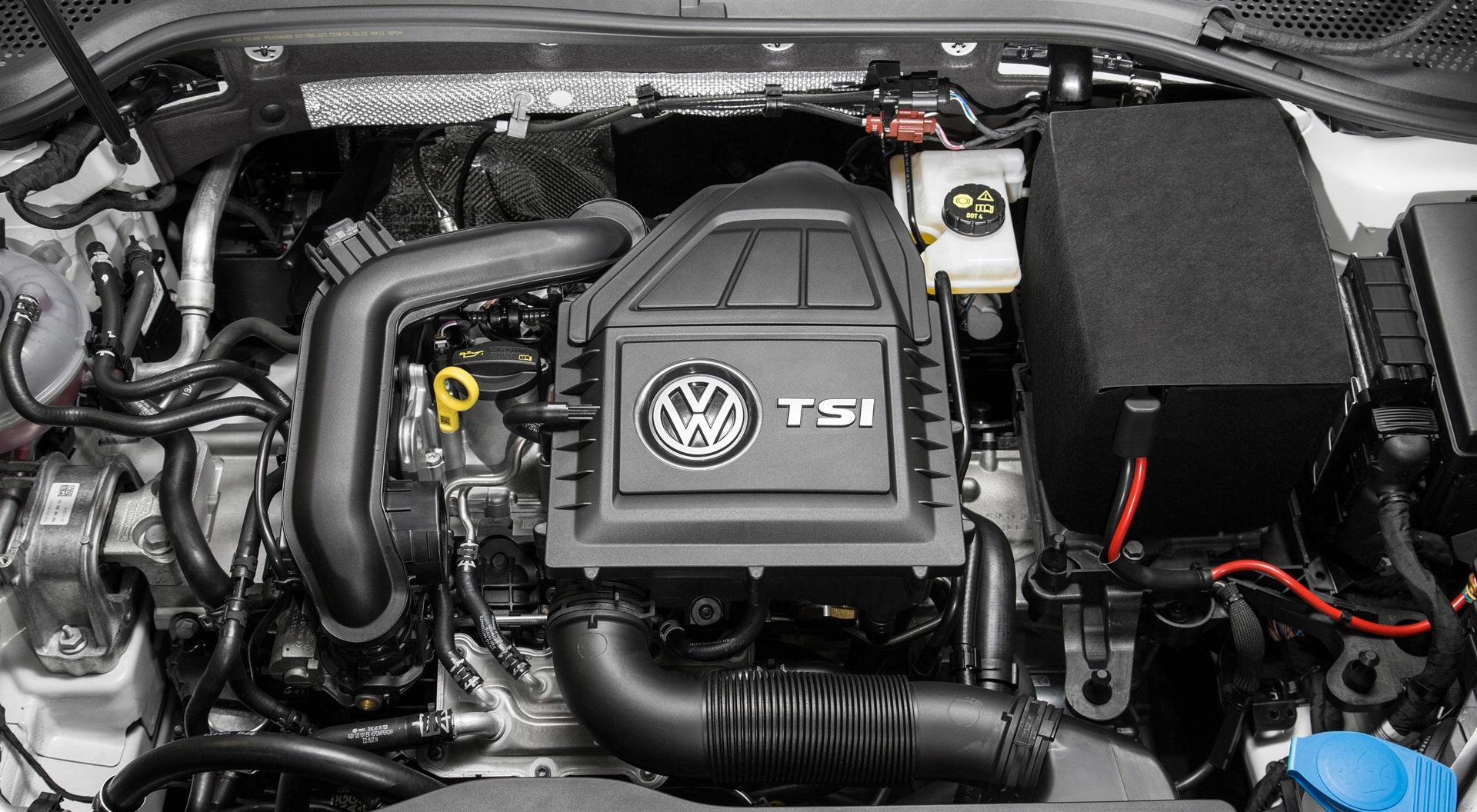 Что такое двигатель tsi?   автоблог
