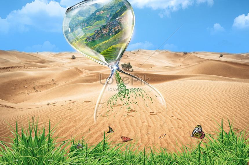 Что такое опустынивание? - other