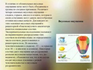 Дисгевзия – причины, симптомы, диагностика и лечение нарушения вкуса