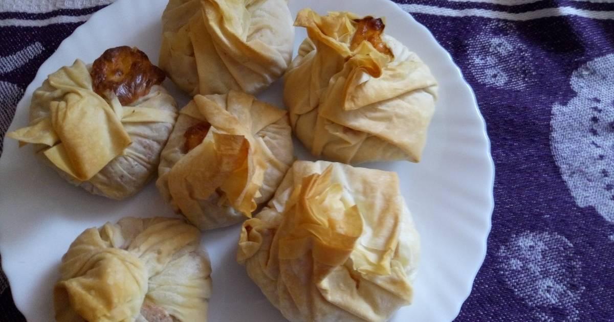 Тесто фило - рецепты