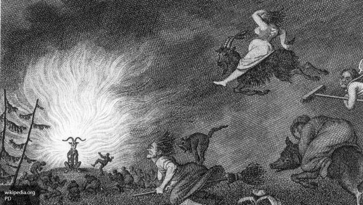 ? вальпургиева ночь: ритуалы, дата, факты | какого числа эта ночь в 2018 году?