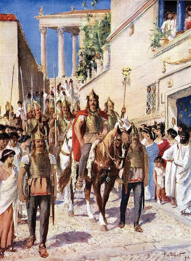 Провинция римской империи. список римских провинций