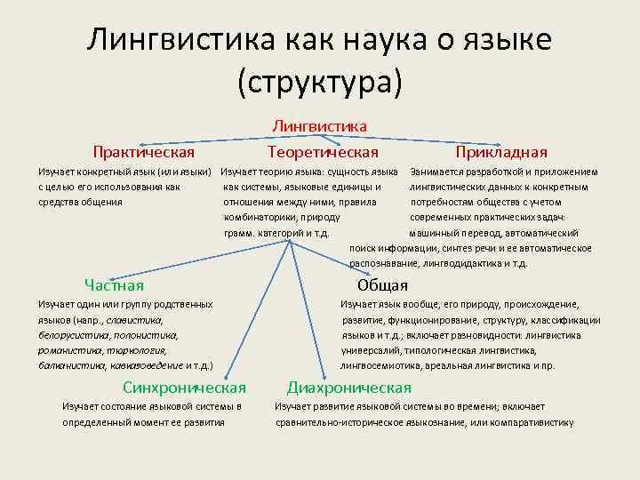 Наука лингвистика и её виды, что за профессия — лингвист, отличие лингвиста и филолога и как стать лингвистом