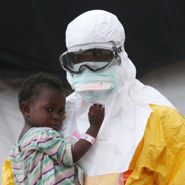 Вирус эбола: распространение и симптомы