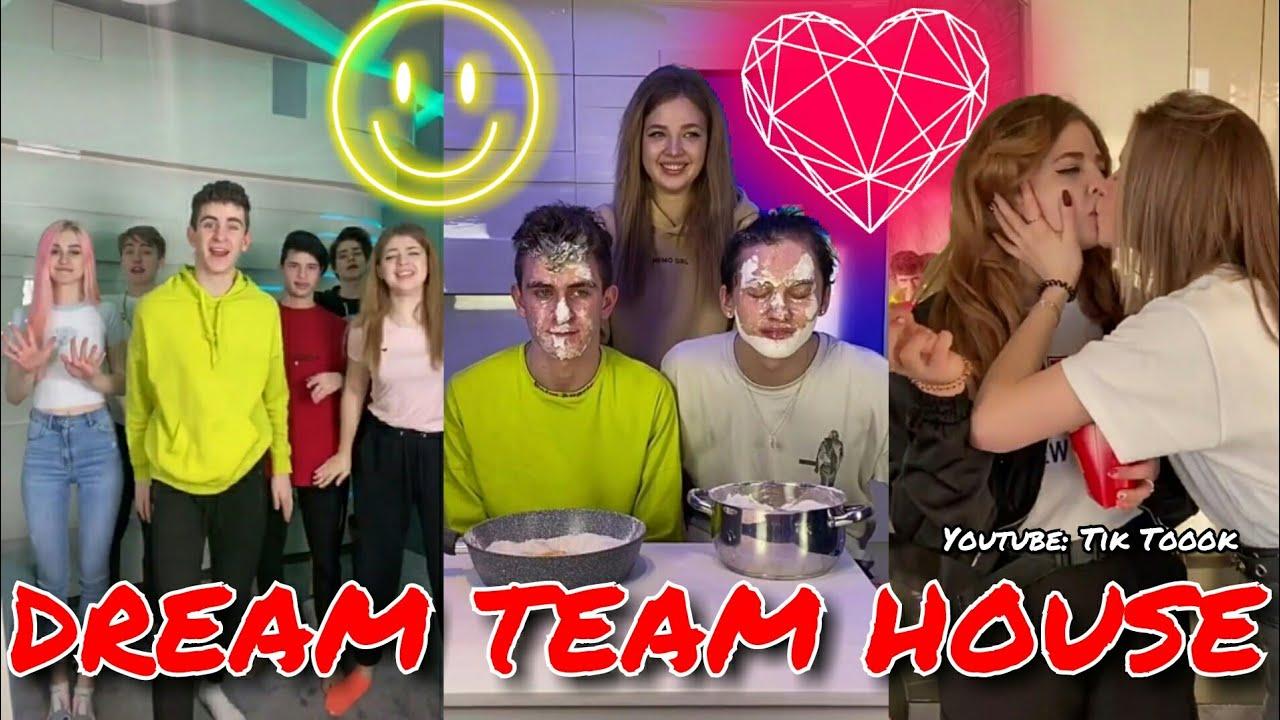 Dream team house: биография, участники, последние новости и факты