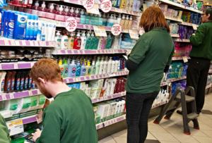 Мини-ревизии - мини инвентаризация в продуктовом магазине (супермаркете) - бизнес... бизнес в массы!