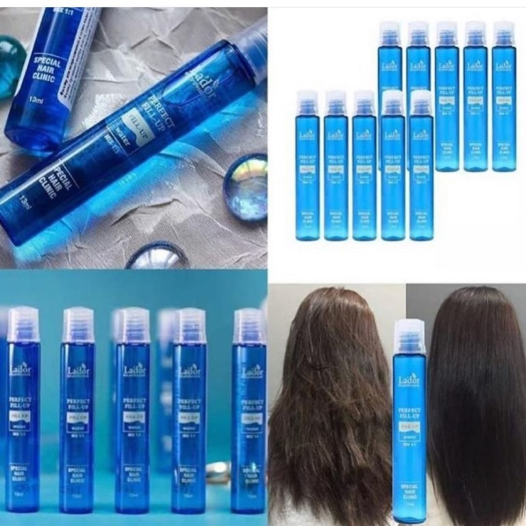 Как использовать филлер для волос: lador, cp-1, farmstay, эстель, синий, розовый