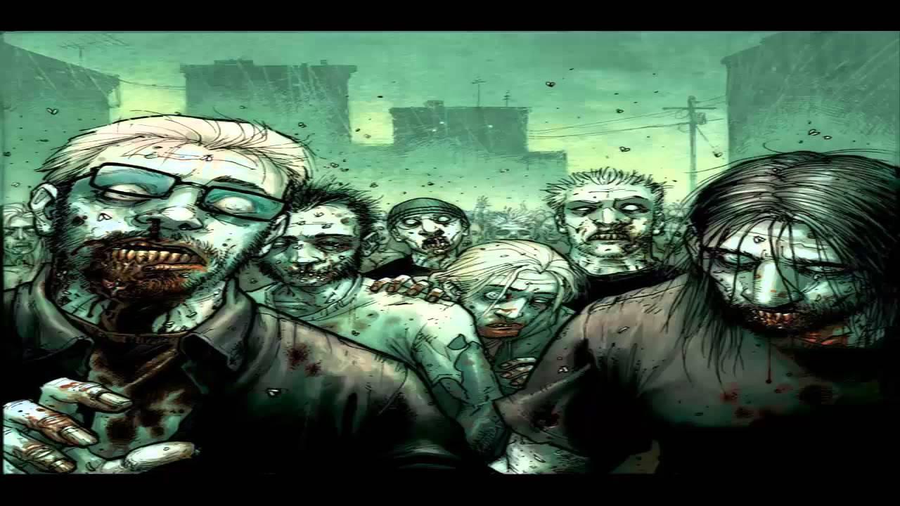 Подготовка и выживание в условиях зомби-апокалипсиса