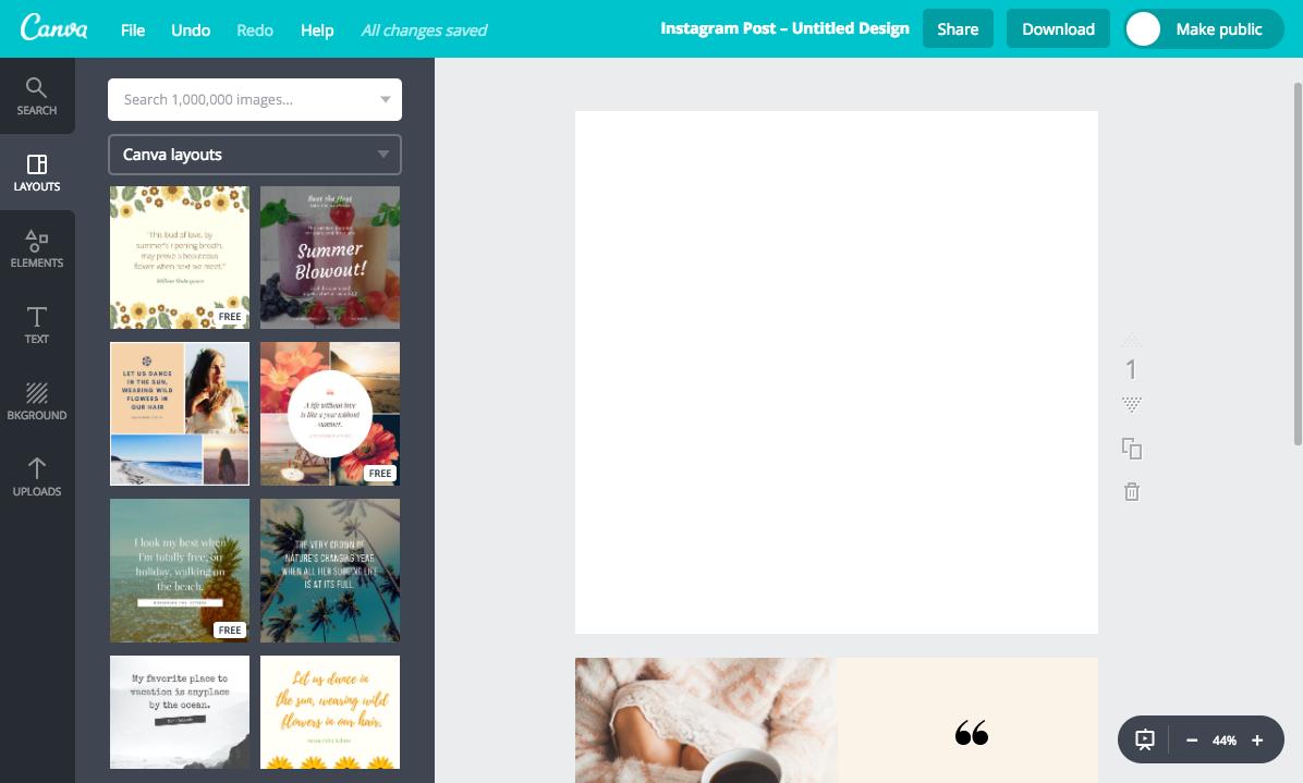 Как сделать шаблон поста для инстаграм: картинки, оформление, текст | socialkit