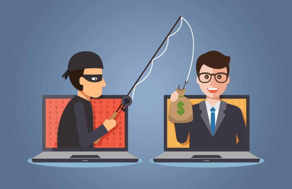 Что такое фишинг в интернете, какую цель он преследует, как защититься?